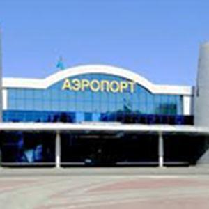 Аэропорты Пестрецов