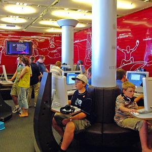 Интернет-кафе Пестрецов