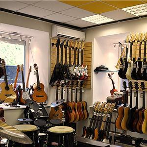 Музыкальные магазины Пестрецов