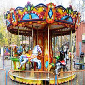 Парки культуры и отдыха Пестрецов