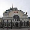 Железнодорожные вокзалы в Пестрецах