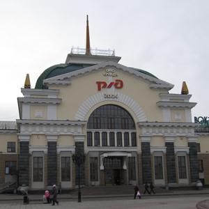 Железнодорожные вокзалы Пестрецов